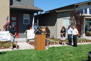 Wonderland Gifts Home to Dominguez Family