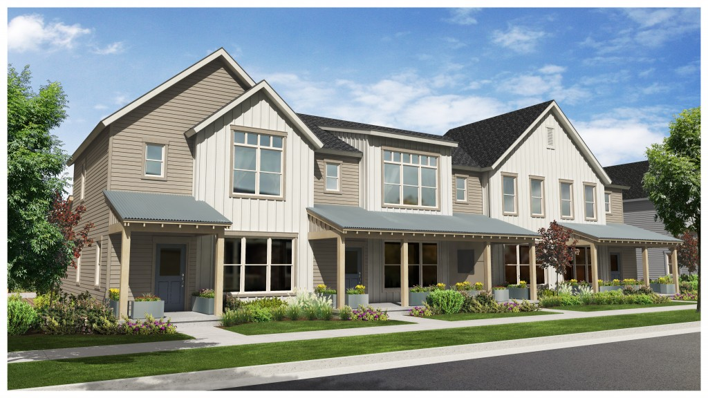 Elements Collection Thrive Home builders