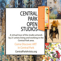 2020 Central Park Open Studios Featured Image