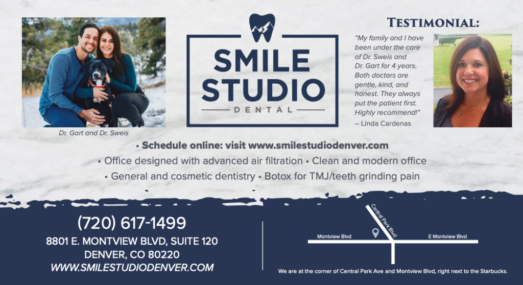 Smile Studio Dental comes to Shops at Montview