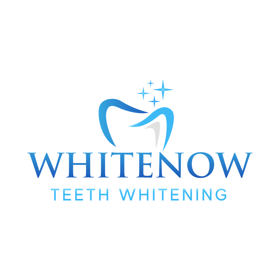 WhiteNow Teeth Whitening Large Logo